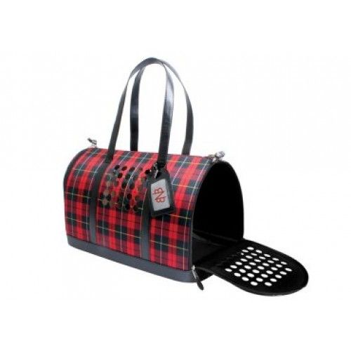 CARRIER ONE BARKWELL PLAID