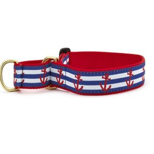 ANCHORS AWEIGH MARTINGALE COLLAR