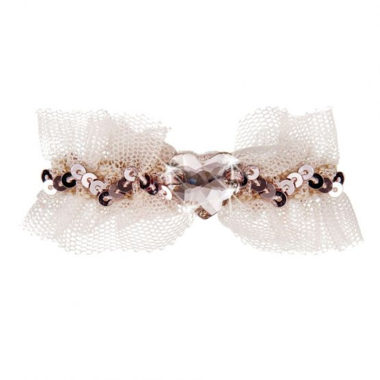 CLIP D'AMOUR BARRETTE ROSE GOLD