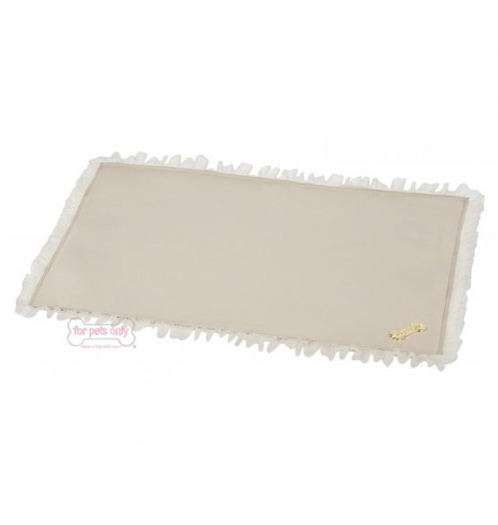 Lunch Time Mat Ivory