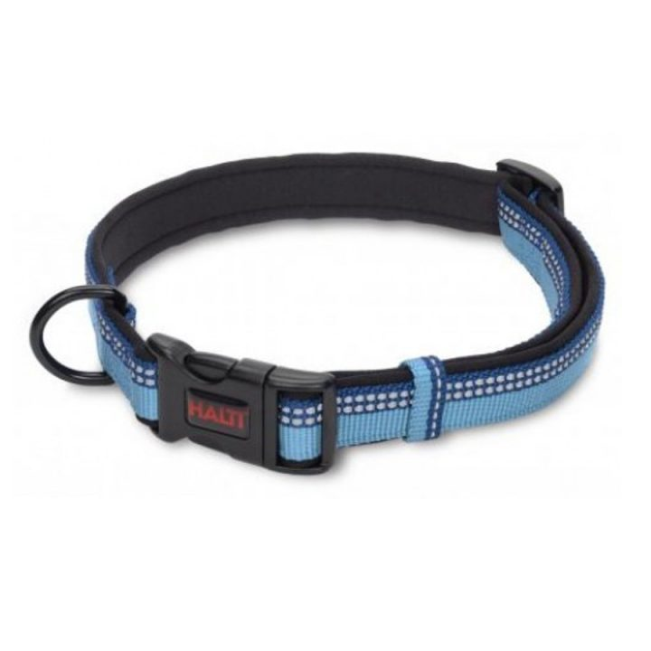 Halti Walking Collar Blue