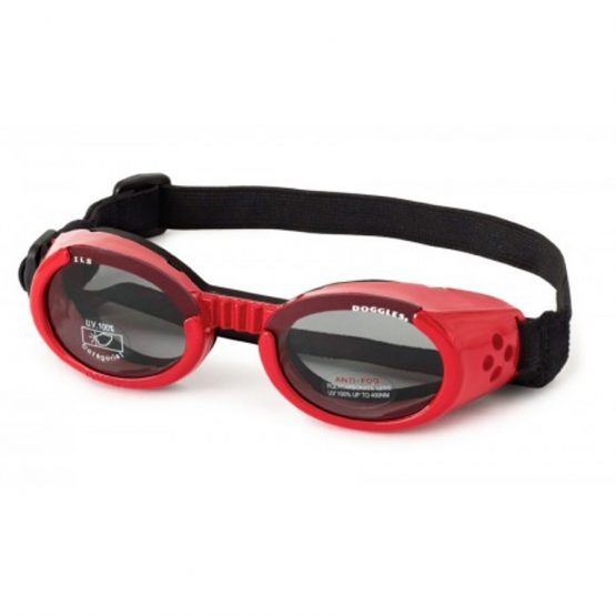Occhiali Doggles Ils Red