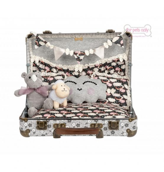 Sweet Clouds Dreamy Suitcase